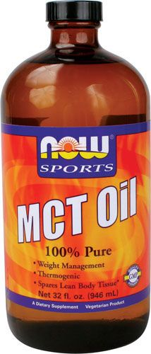 MCT Oil - So many benefits!