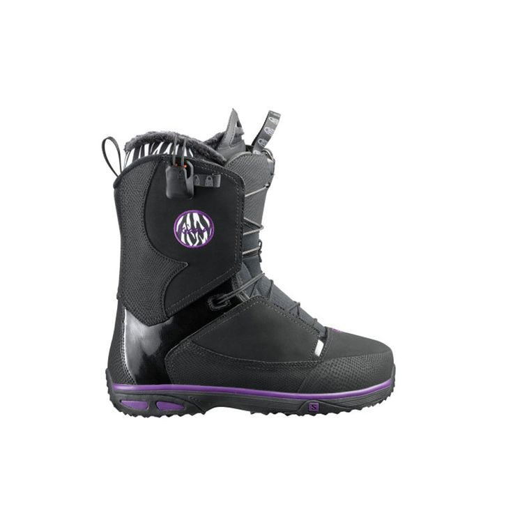 Salomon Kiana Snowboard Boots - Women's 2014 | Salomon Snowboards for sale at US Outdoor Store