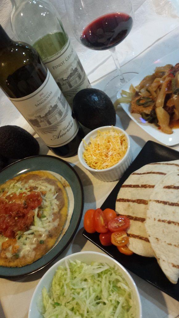 Cinco de Mayo meets Cinque di Maggio!  #foodandwine