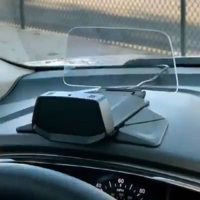 Universal Phone Holder – Converts Your Phone into Head-Up Display