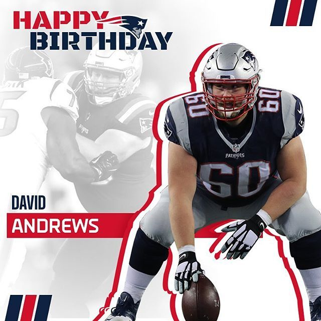 Born: July 10, 1992🏈Happy Birthday David!🎂