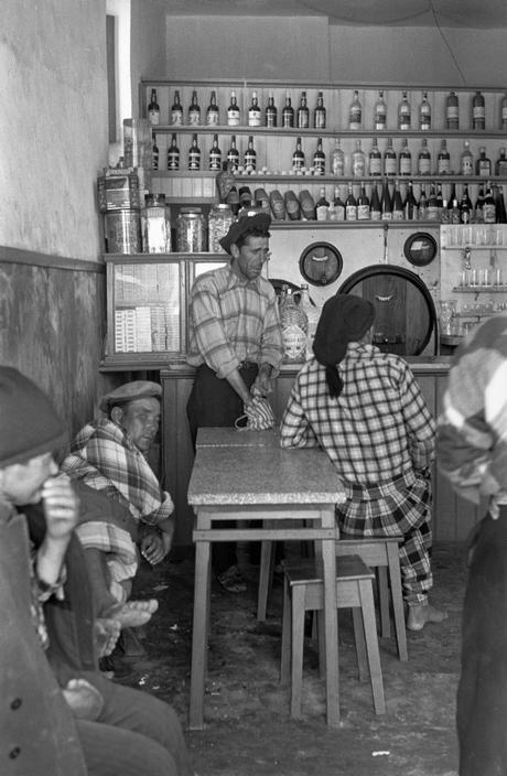 Nazare, Portogallo di Henri Cartier Bresson 1955