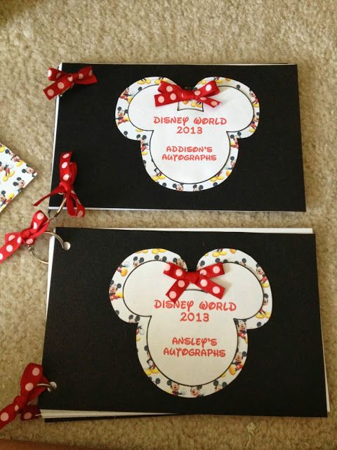 First Disney Trip: Planning, Budget, Gifts, Autograph books, Magic Bands!!!