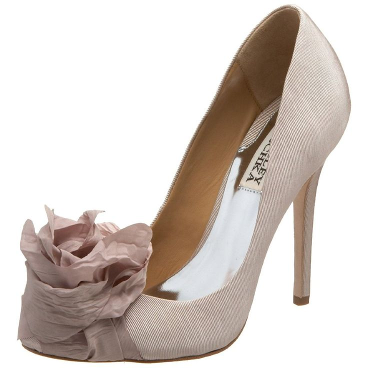 Wedding Shoes Romantic Bridal Style Badgley Mischka.full.