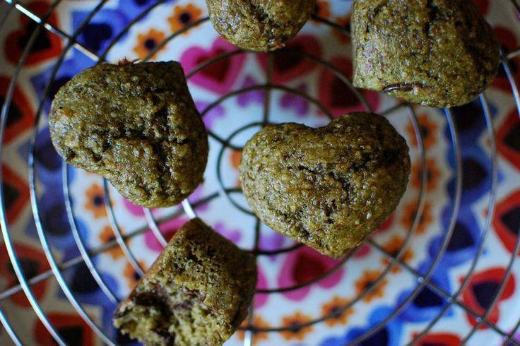 Juice Pulp Muffins recipe on Food52