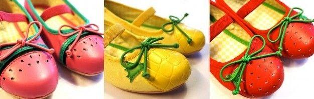 #Scarpe con stampa di frutta, tendenza dell'#estate2012 [FOTO]