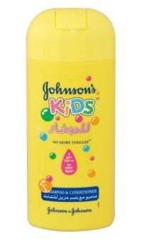 £0.99 - Johnsons Kids No More Tangles Shampoo And Conditioner 400ml No more tears.