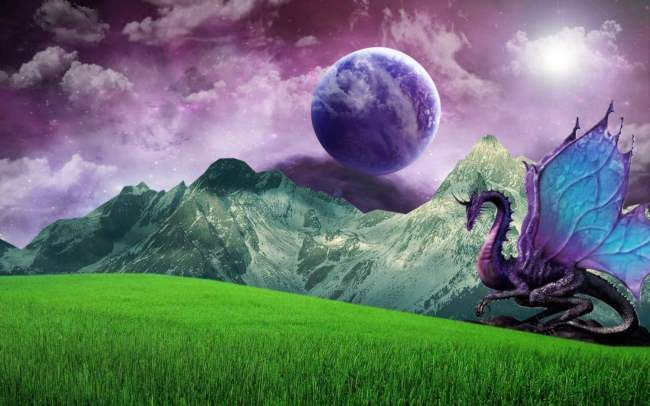 The Dragon Lands - Reece Lynn