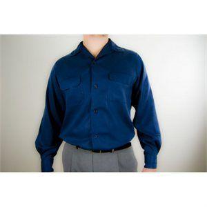 Dark Blue Shirt Ztomic Gab