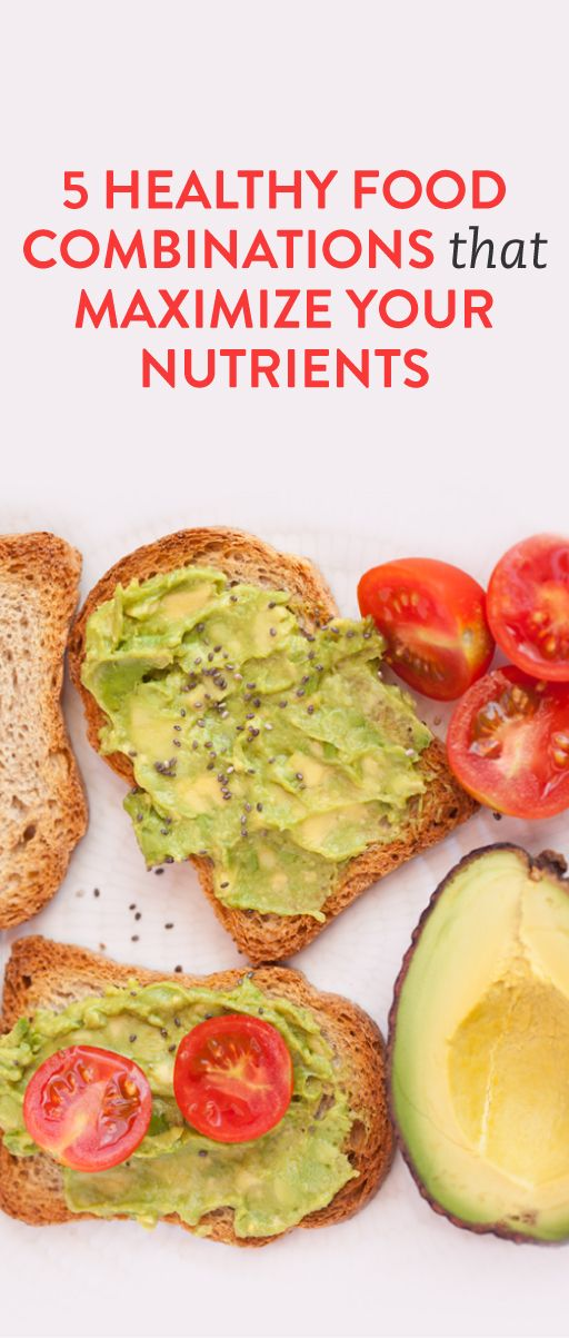 5 healthy food combos to try