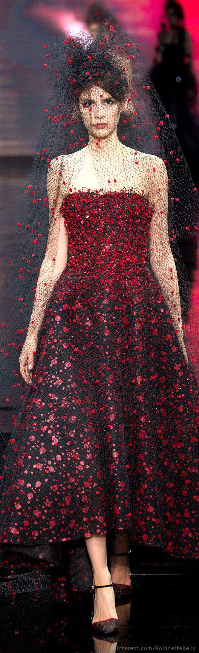 Giorgio Armani Haute Couture | F/W 2014-15