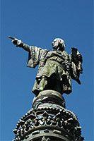 Statue of Christoffel Columbus, Barcelona