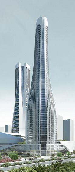 Raffles City Towers