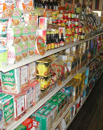 How to Shop at a Surplus or Discount Grocery Store #frugal