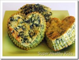 Green Spinach Eggs | Recipes
