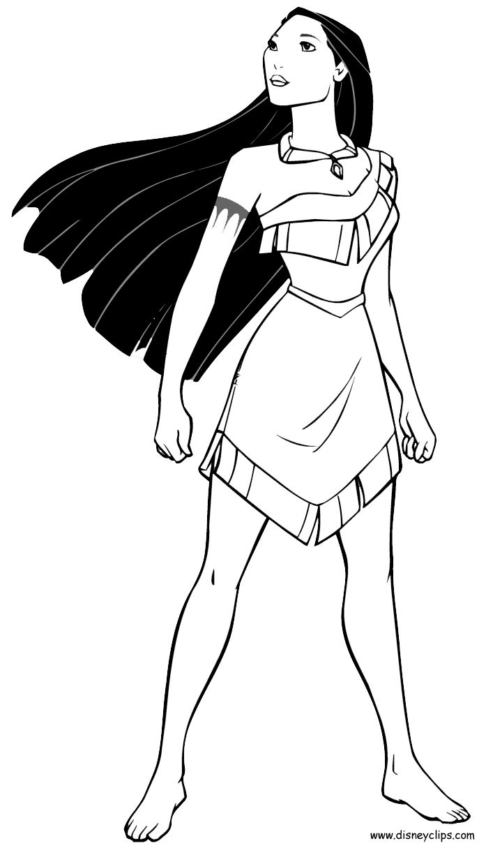 Smores coloring pages - Pocahontas Coloring Pages Printable Pocahontas Coloring Pages Free Pocahontas Coloring Pages Online Pocahontas