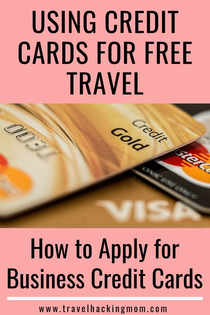 How To Qualify For A Business Credit Card With Images Business