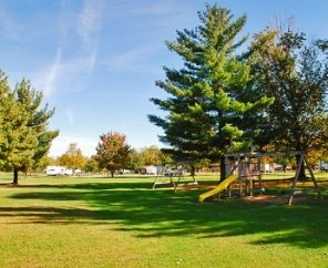Kenisee Lake Rv Campground Jefferson Oh Midwest