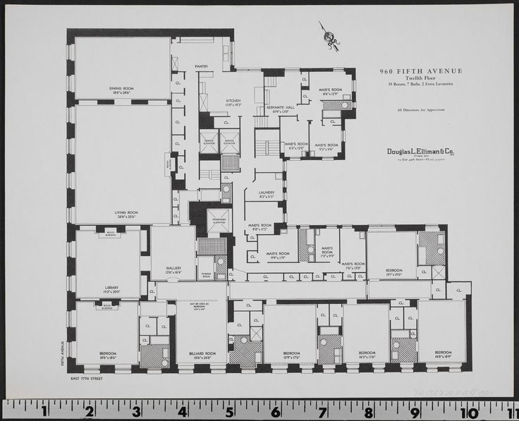 The 141 best Floor plans images on Pinterest | Apartment floor plans ...