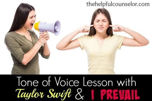 Tone of Voice Lesson with Taylor Swift