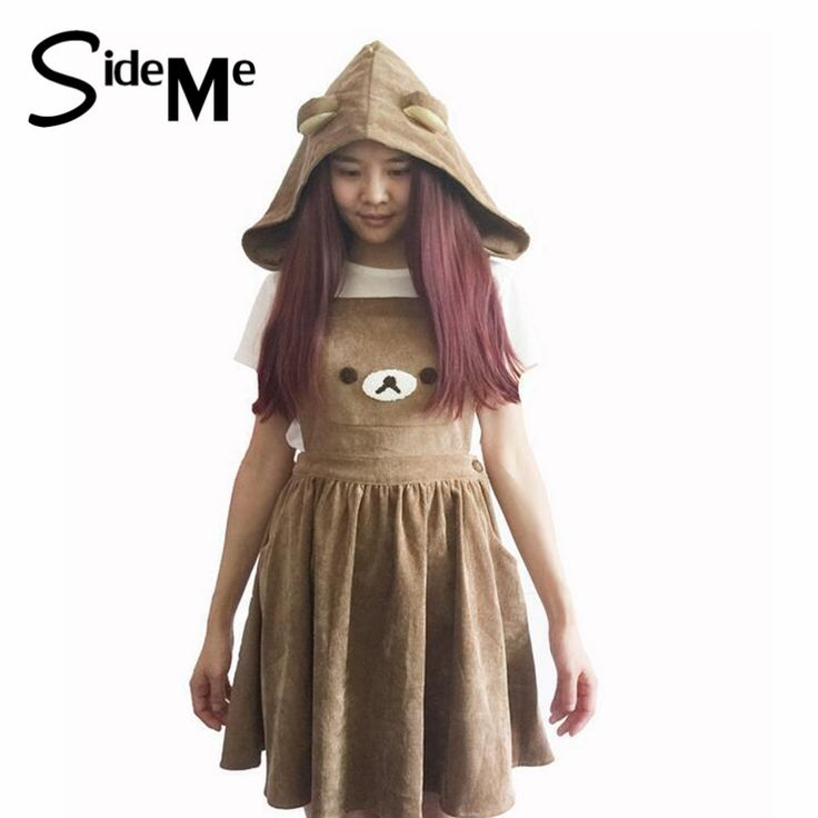JK Japanese Kawaii Rilakkuma Dress Cute Bear Harajuku Embroidery Lolita Overall Hat Ball Gown Harajuku Lolita Dress -  Buy online JK Japanese Kawaii Rilakkuma Dress Cute Bear Harajuku Embroidery Lolita Overall Hat Ball Gown Harajuku Lolita Dress only US $24.00 US $24.00. This Online shop give you the information of finest and low cost which integrated super save shipping for JK Japanese Kawaii Rilakkuma Dress Cute Bear Harajuku Embroidery Lolita Overall Hat Ball Gown Harajuku Lolita Dress or…