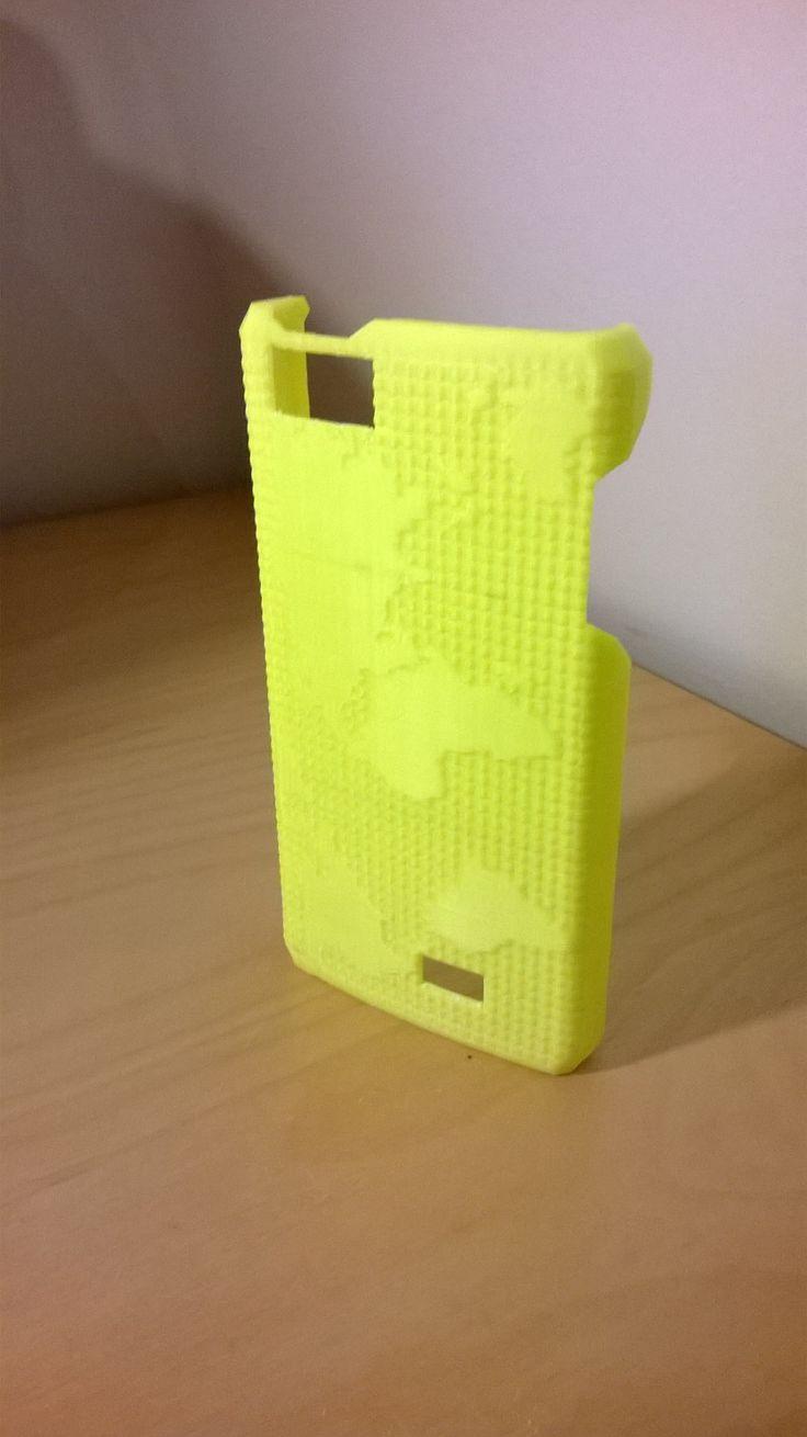 3D Printed Fairphone Case