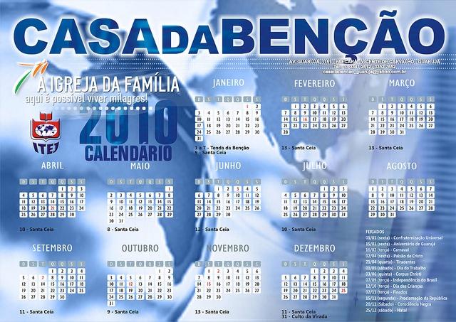 Calendário 2010 ICB Guarujá by Giovanne Soares, via Flickr.