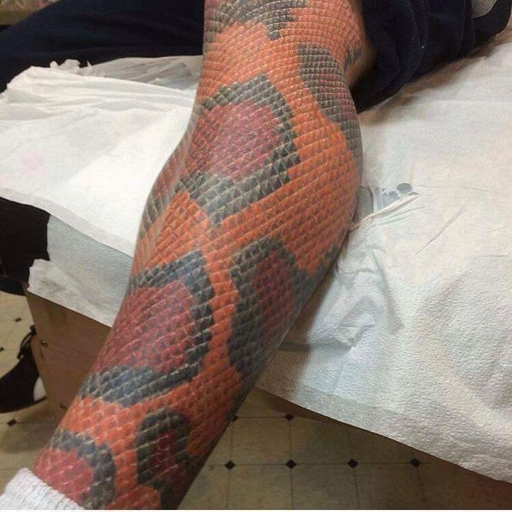 Snake skin! Snake tattoo, Tattoos, Arm sleeve tattoos