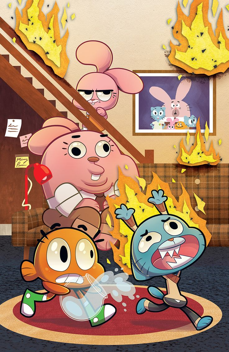 THE AMAZING WORLD OF GUMBALL 2014 SPECIAL #1 Retail Price:$4.99 Author: Patrick Crotty, Missy Pena, Vincent Pianina, Matt Cummings, and Zachary Clemente Artist: Patrick Crotty, Missy Pena, Vincent Pianina, Matt Cummings, and Maris Wicks Cover Artists: A: Matt Cummings B: Perry Maple C: Missy Pena (INCENTIVE)
