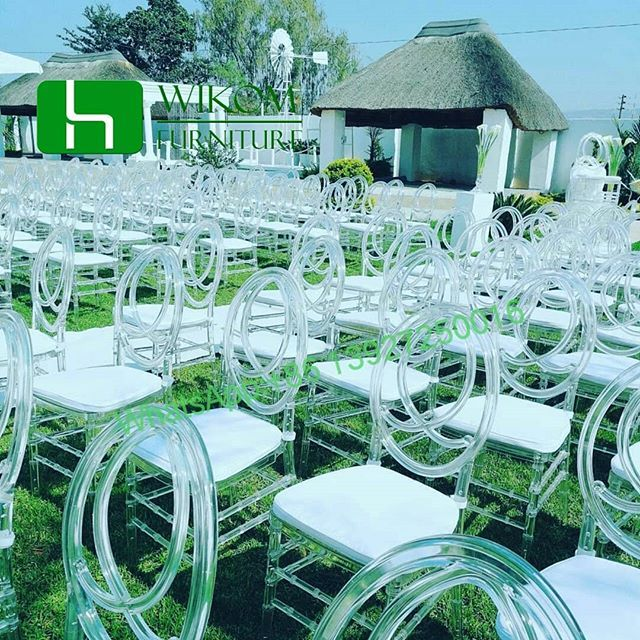 Clear Phoenix Chair For Wedding Events Catering China Manufactory