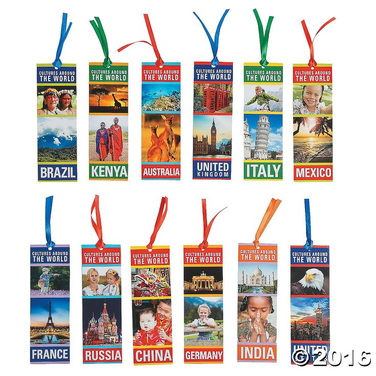 Now students can take a trip around the world - without leaving their desks! Printed with information about Brazil, Kenya, Italy and more, these durable ...