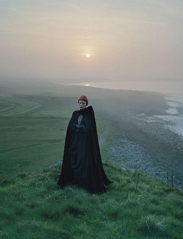 Kristen Mcmenamy dame of thrones tim walker