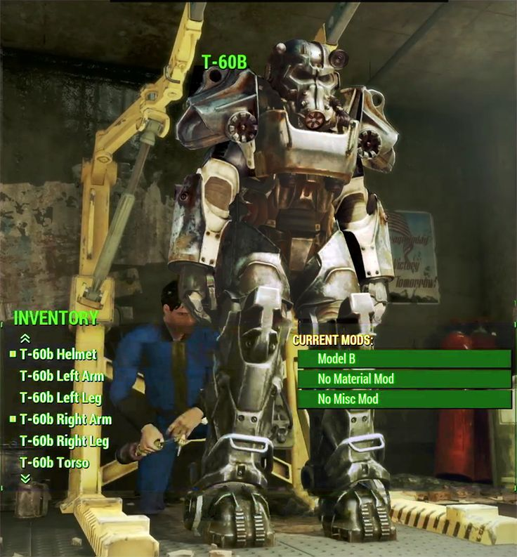 T-60 power armor - The Fallout wiki - Fallout 4 and more - Wikia