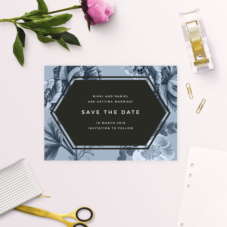 The 25+ best Botanical save the dates ideas on Pinterest ...