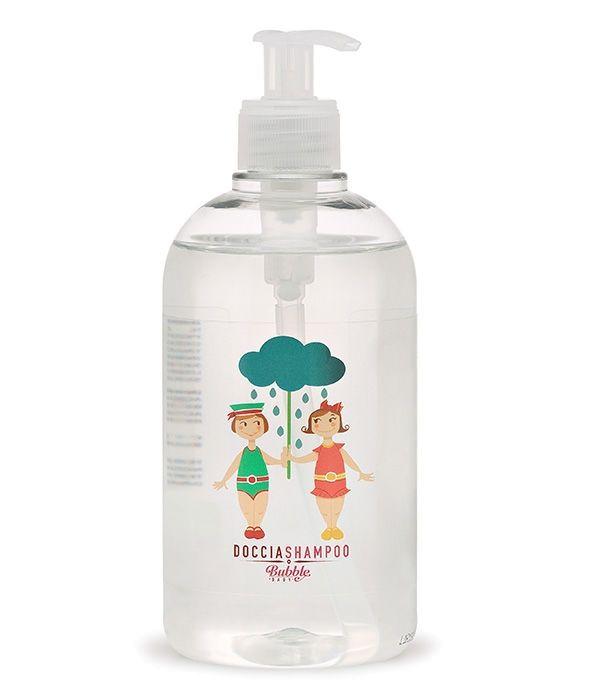 Bubble&CO - Organiczny Płyn do Mycia Ciała i Włosów dla Dzieci 500 ml w sklepie abebe.pl