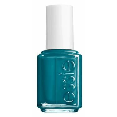 Go Overboard - Essie Nail Polish..this would look great for a pedicure!