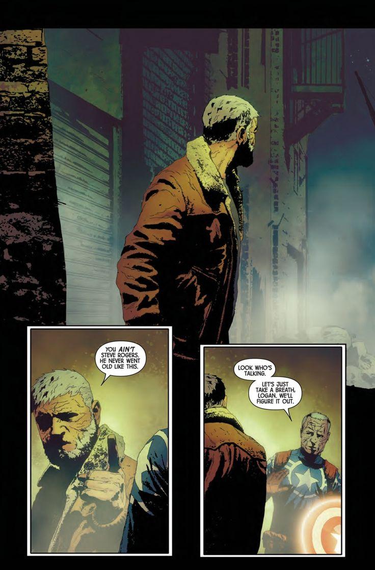 Preview: OLD MAN LOGAN #4 - Comic Vine