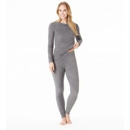 <ul> <li>Body hugging fit</li> <li>Modern-rise; comfortable waistband</li> <li>Spandex blend allows for easy movement all day long</li> <li>Incredibly soft hand</li> <li>94% Polyester, 6% Spandex</li> </ul>