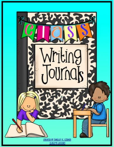 Class Journals - A set of class journals is a wonderful complement to any writing program. Students enjoy writing in class journals and also reading the writing of their classmates. Use class journals in a writing center or make a special time during the week for the whole class to work in class journals. This set contains 31 prompts which can be attached to composition books or spiral notebooks.  There are also table of contents forms for each journal to keep track of which students have…