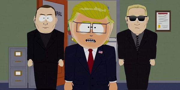 How The Creators Of South Park Feel About Using Donald Trump For Comedy #FansnStars