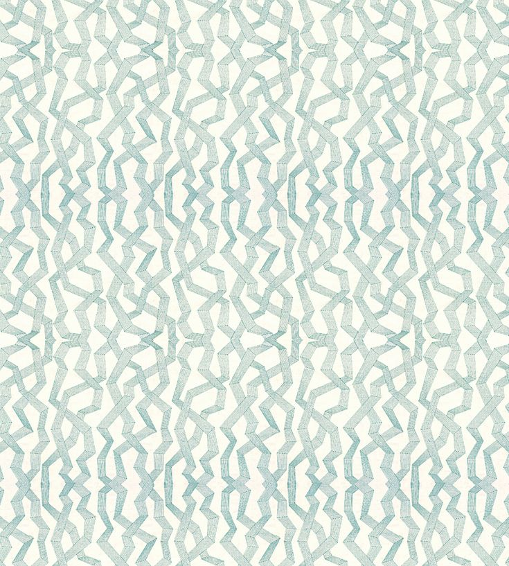 Soto - Aqua fabric, from the Waterside collection by Baker Lifestyle
