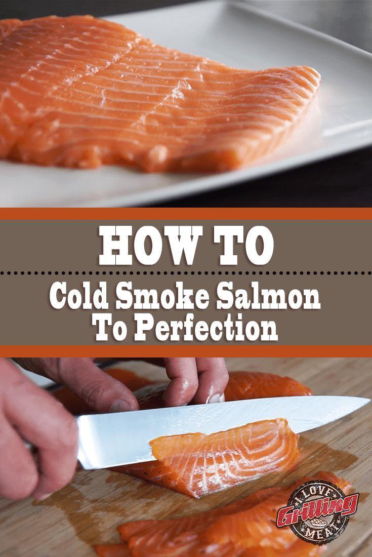 How To Cold Smoke Salmon To Perfection Smoked Fish Recipe Smoked Salmon Recipes Smoked Salmon
