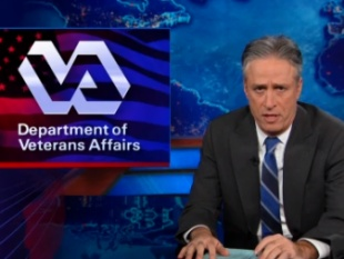 Stewart: Veterans Administrations Backlog of 900,000 Claims is F***ing Criminal | Alternet