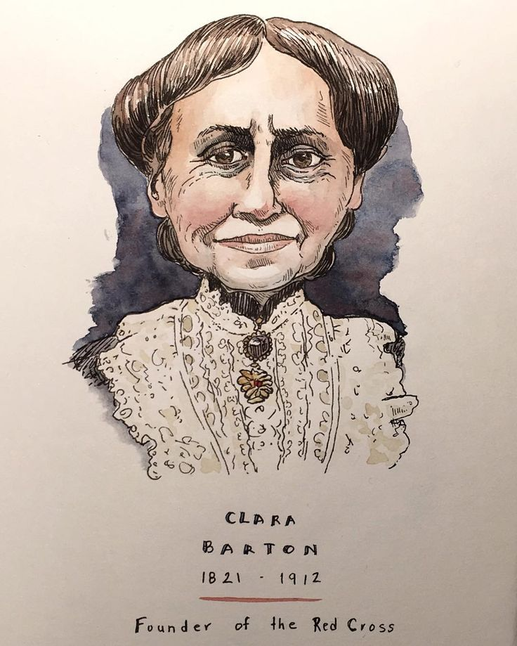 clara barton essay Free essay: though when push came to shove at age eight she was first sent away for school, and showed how emotionally immature she was she soon returned.