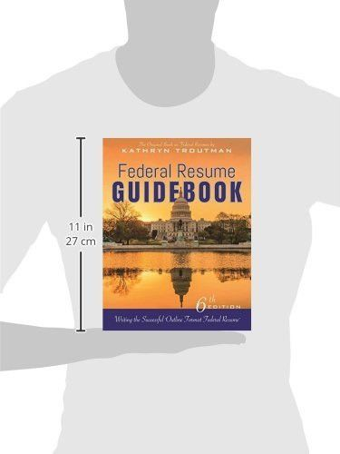 Federal Resume Guidebook 6th Ed, Writing the Successful Outline - successful resume