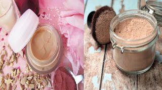 DIY : Fond de teint en poudre et BB crème