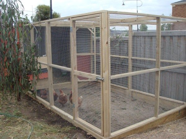 32 Best Images About Chicken Coop On Pinterest Gardens