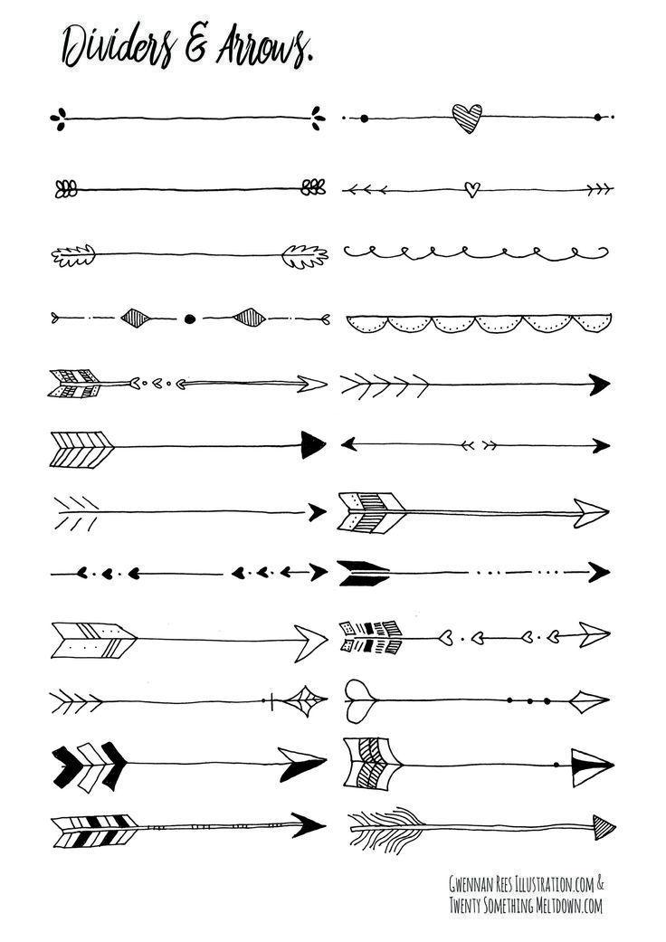 Free Bullet Journal Printables from Twenty Something Meltdown More