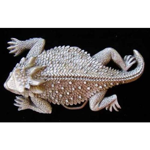 Mens Cotton Pocket Square - Texas Spiny Lizard by VIDA VIDA B2Axwd3t2C