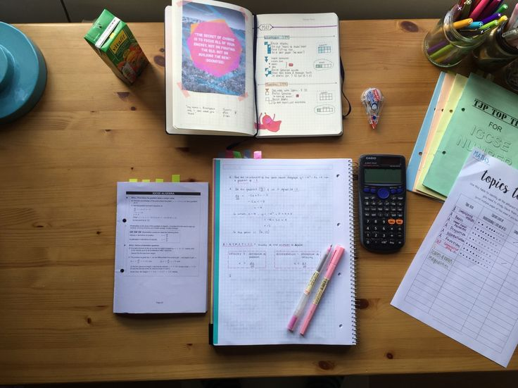 ourdeathbedswillstudy:  12:18// Studying some differentiation for my final IGCSE maths paper next week, because the last one went so badly I'm trying to be really prepared for this one!